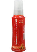 Delicious Encounter Flavored Lubricant Peach 2 Ounce