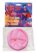 Super Condom For The Man Whos Large And In Charge Pink